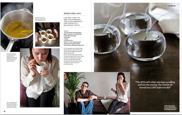 Viviane Perenyi for The Simple Things Issue 19 Mulled Wine