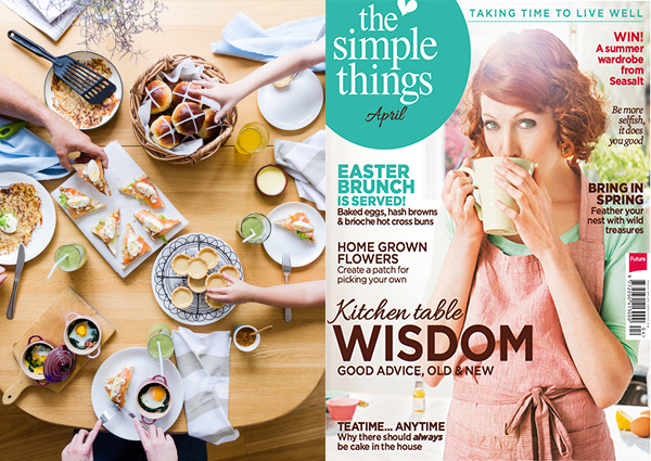 The Simple Things 22 |Easter Brunch
